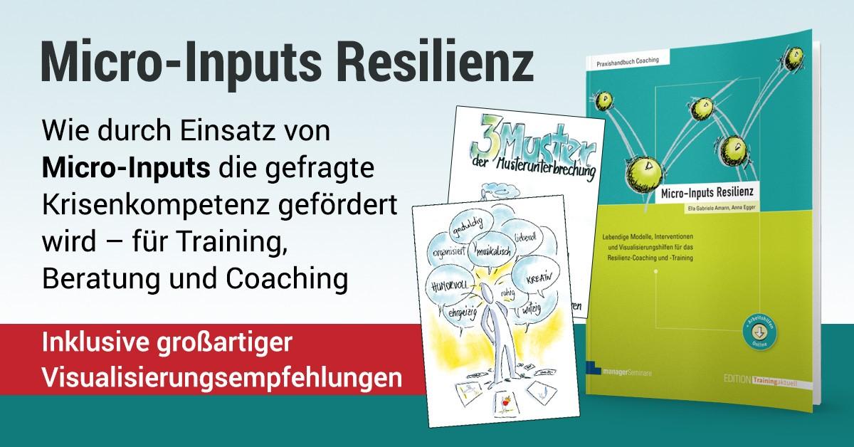 Micro Inputs Resilienz Hanbuch