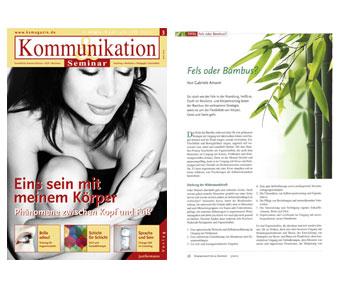 Ella-G.-Amann, Fels oder Brandung, Resilienzförderung nach dem Bambus-Prinzip