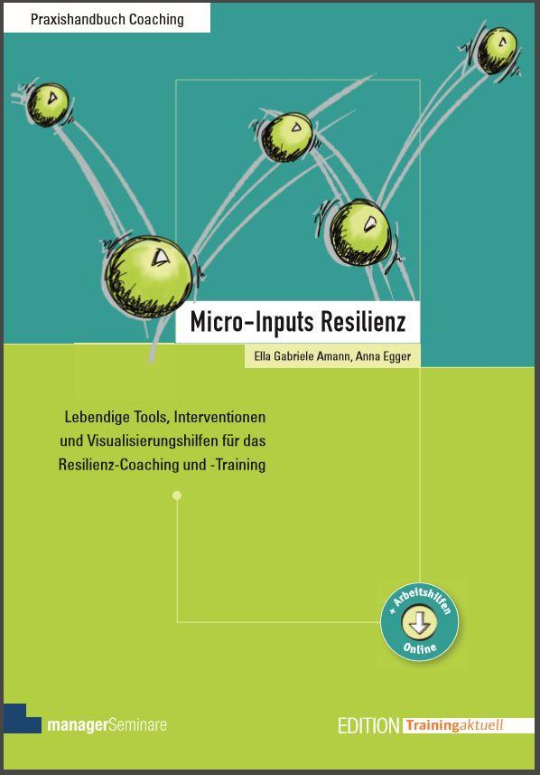 Ella Gabriele Amann, Anna Egger: Micro Inputs Resilienz