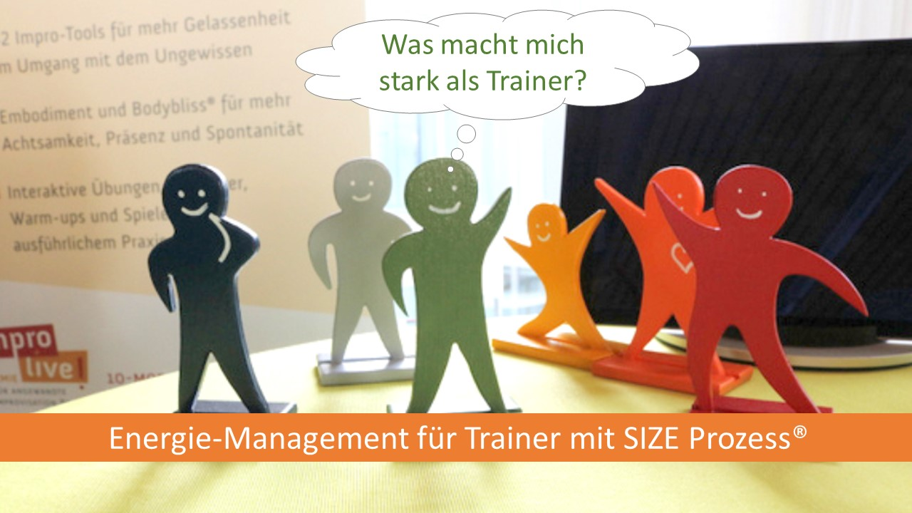 SIZE Prozess TrainerMesse 2016