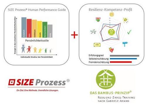 SIZE Prozess Resilienz-Kompetenz-Profil