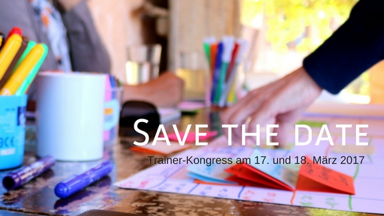 Trainer-Kongress 2017 in Berlin | Agile Tools & Methoden