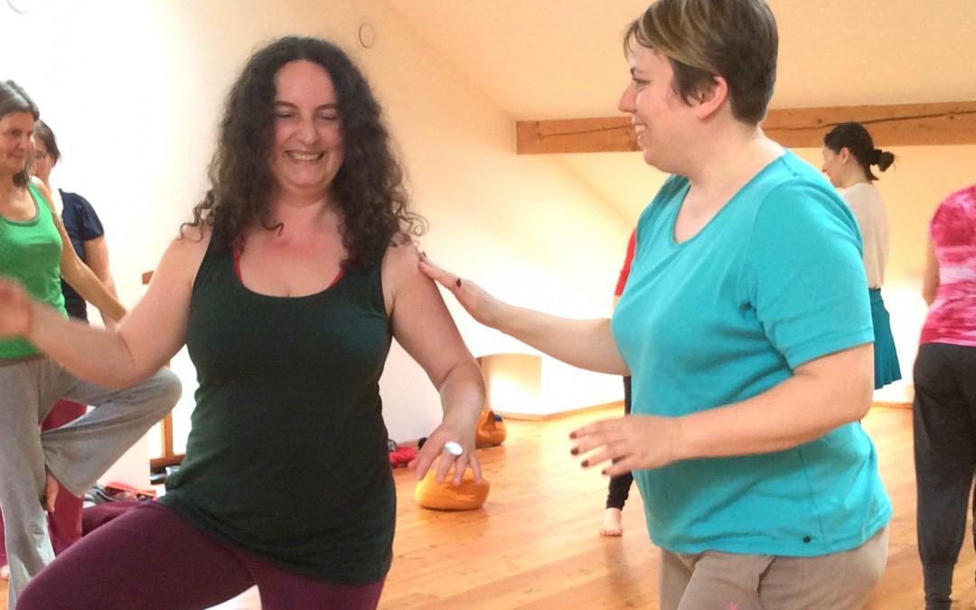 Resilienz, Improvisation und Bodybliss®