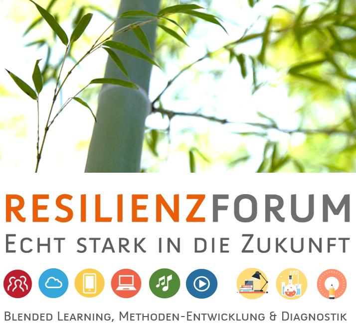 Resilienzförderung_Blended Learning + Entwicklung_ResilienzForum