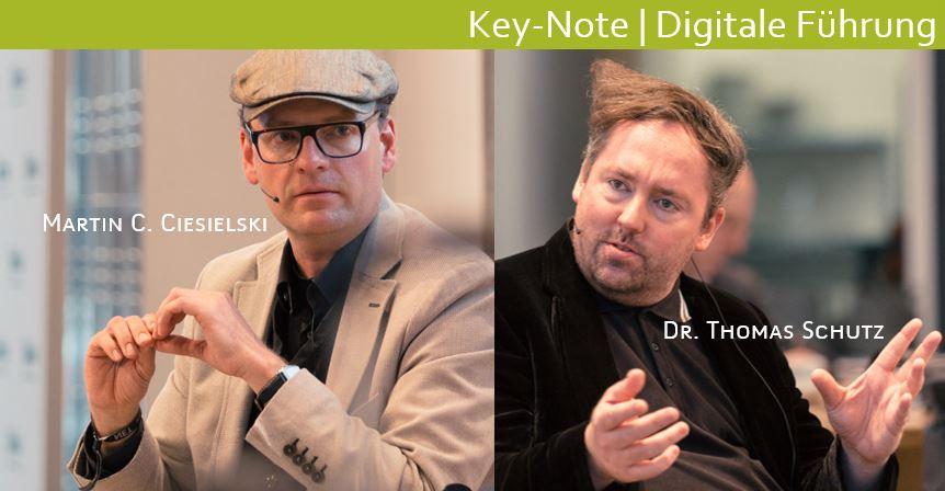 Keynote Digitale Führung