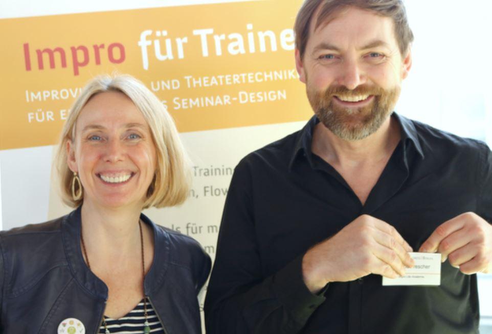 Ella Gabriele Amann und Roland Trescher_impro-live!