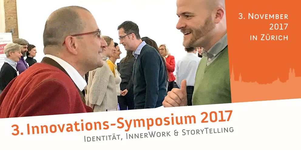 3. Innovations-Symposium am  3. Nov 2017 Zürich