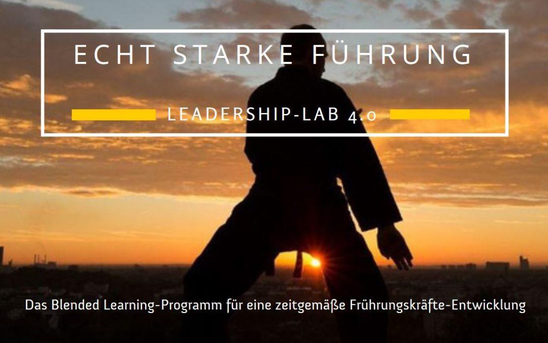 E.C.H.T. S.T.A.R.K.E. Führung – Leadership-Update 4.0