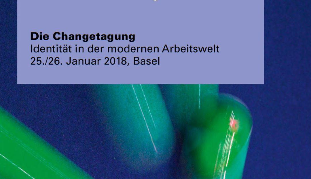 """CHANGETAGUNG 25./26. Januar 2018 """"Identität in der modernen Arbeitswelt"""""""