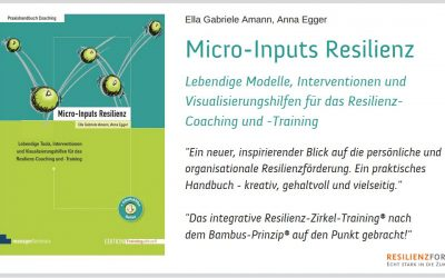 Micro-Inputs Resilienz – Praxishandbuch Coaching & Training