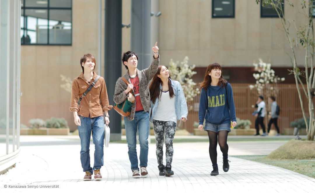 Resilienz interaktiv! Interkulturelles Training mit Gästen von Kanazawa Seiryo Universität Japan!